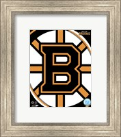 Boston Bruins 2011 Team Logo Fine Art Print
