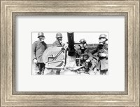 German Soldiers 1915 Fine Art Print