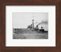HMS Dreadnought 1906 H61017 Fine Art Print