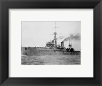 HMS Dreadnought 1906 H61017 Fine Art Print