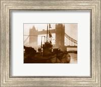 National Archief Uboat 155 London Fine Art Print