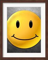 Smiley Face Fine Art Print
