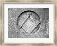 Masons Compass Fine Art Print