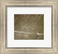 Nazca Lines Dog Fine Art Print