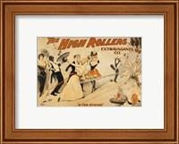 High Rollers Extravaganza Fine Art Print
