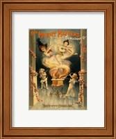 The Merry Maidens Fine Art Print