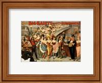 Big Gaiety's Spectacular Extravaganza Co. Fine Art Print