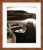 Row Boat Awaits Fine Art Print