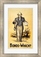 Bonds - Which? Fine Art Print