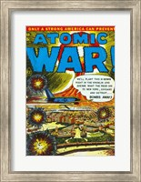 Atomic War Fine Art Print