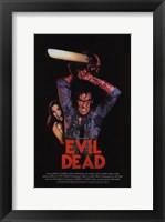 The Evil Dead Fine Art Print