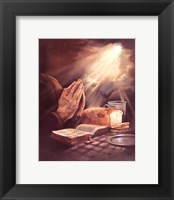 Praying Hands Fine Art Print