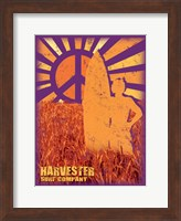 Peace Sunset Fine Art Print