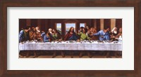 Last Supper - Panel Fine Art Print