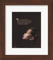 Soul Tears (Girl) Fine Art Print