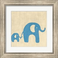 Best Friends- Elephants Fine Art Print