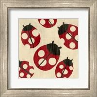 Best Friends- Ladybugs Fine Art Print