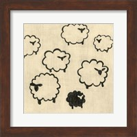 Best Friends- Sheep Fine Art Print