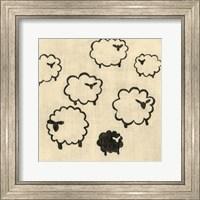 Best Friends- Sheep Fine Art Print