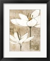 Pencil Floral I Fine Art Print