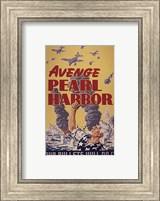 Avenge Pearl Harbor - Our Bullets Will Do It Fine Art Print