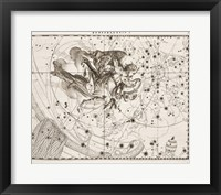 Constellation  Saint Michael Fine Art Print