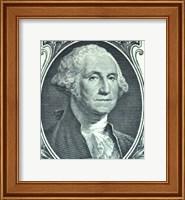 George Washington Dollar Fine Art Print