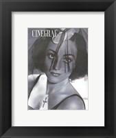 Joan Crawford CINEGRAF Magazine Fine Art Print