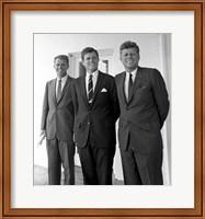 Robert Ted John Kennedy Fine Art Print