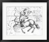 Sagittarius Hevelius Fine Art Print