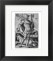 The Seven Planets - Aries Fine Art Print