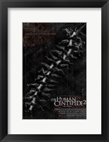 The Human Centipede II Wall Poster