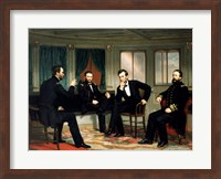 The Peacemakers 1868 Fine Art Print