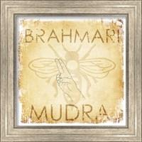 Brahmari Mudra (Humming Bee) Fine Art Print