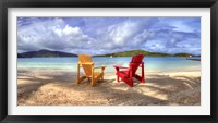 Two Tickets to Paradise Fine Art Print