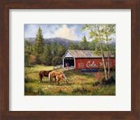 Drink Cola Fine Art Print