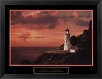 Success - Lighthouse Fine Art Print