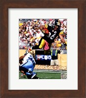 Hines Ward 2011 Action Fine Art Print