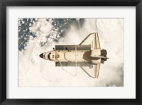 View of the Space Shuttle Discovery Fine Art Print