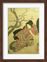 Femme Samurai Fine Art Print
