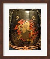 Hotoke dou samurai armor Fine Art Print