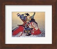 Nasuno Yoichisamurai Fine Art Print