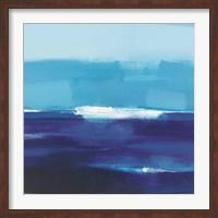 Cerulean Seas Fine Art Print