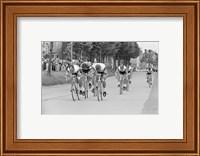 Tour de france 1966 Fine Art Print