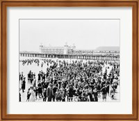 Atlantic City Pier Fine Art Print