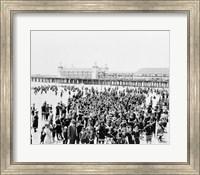 Atlantic City Pier Fine Art Print