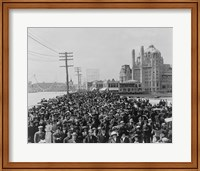 Atlantic City Beauty Pageant Fine Art Print