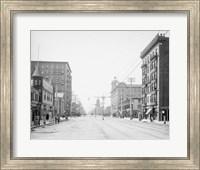 Atlantic Avenue, Atlantic City, NJ Fine Art Print