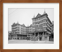 Grand Atlantic Hotel, Atlantic City, NJ Fine Art Print