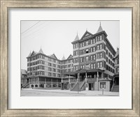 Grand Atlantic Hotel, Atlantic City, NJ Fine Art Print